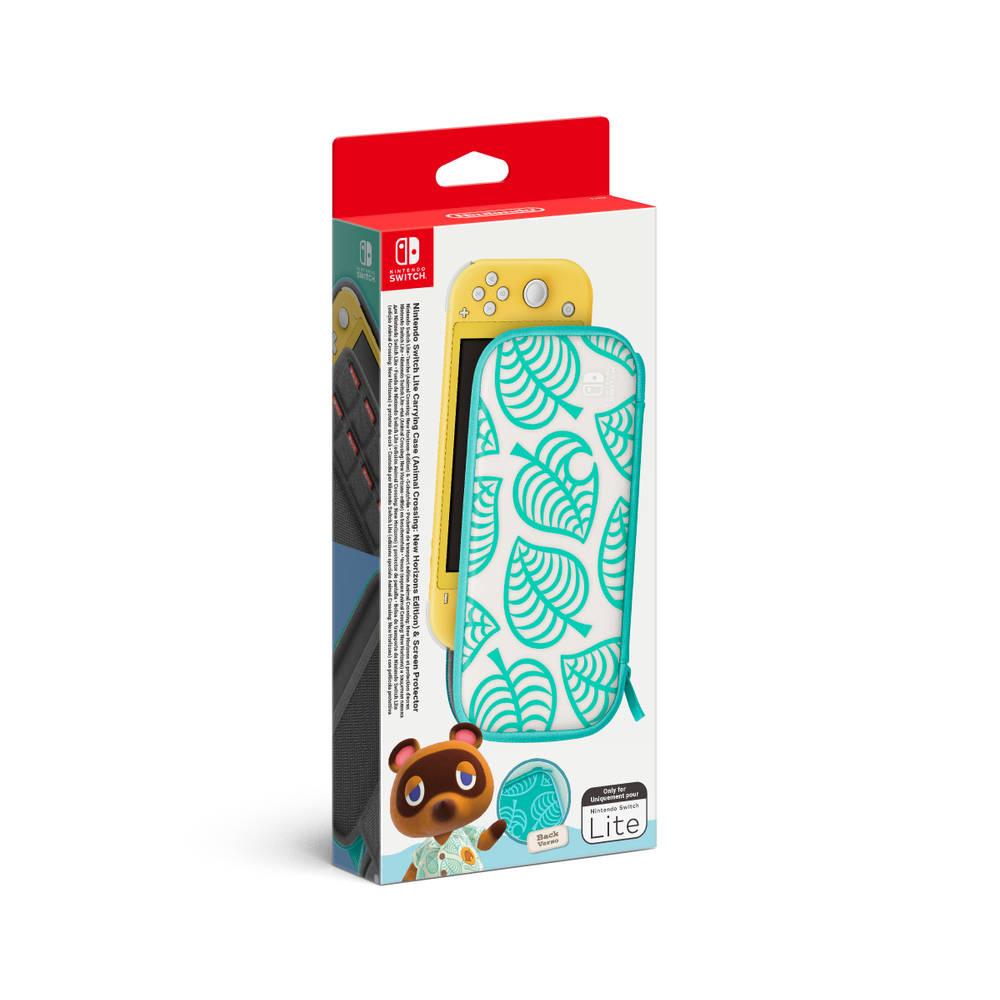 Nintendo Switch Lite Animal Crossing beschermhoes