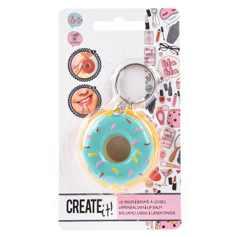 Create It! donut lippenbalsem