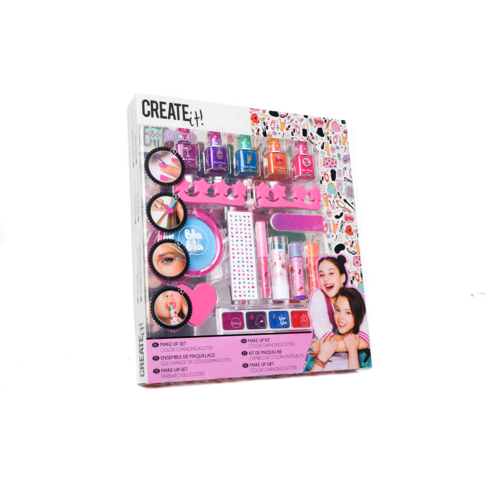 Create It! make-up set in giftbox