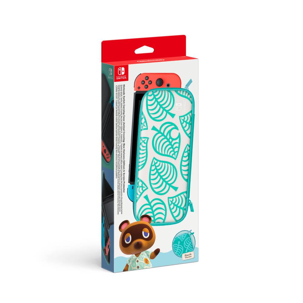 Nintendo Switch Animal Crossing beschermhoes