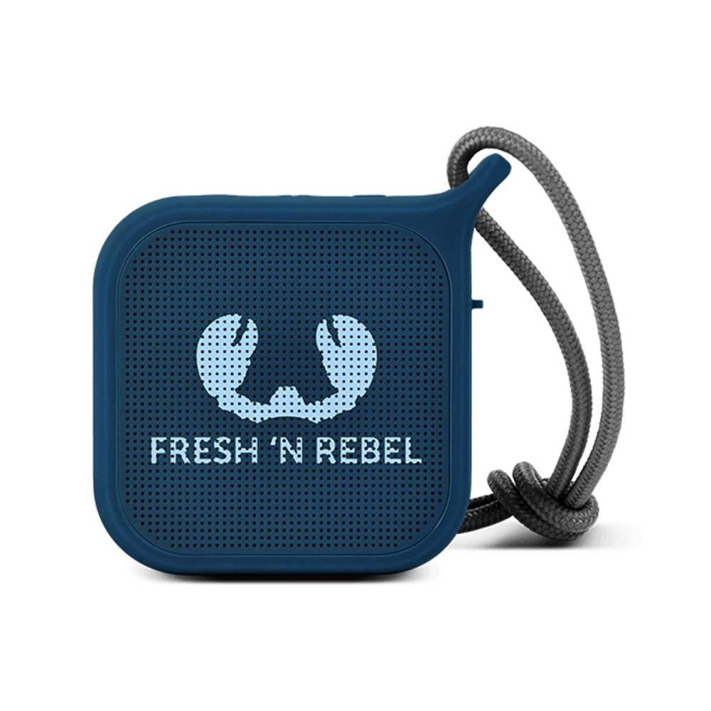 Rockbox Pebble Indigo draadloze bluetooth speaker