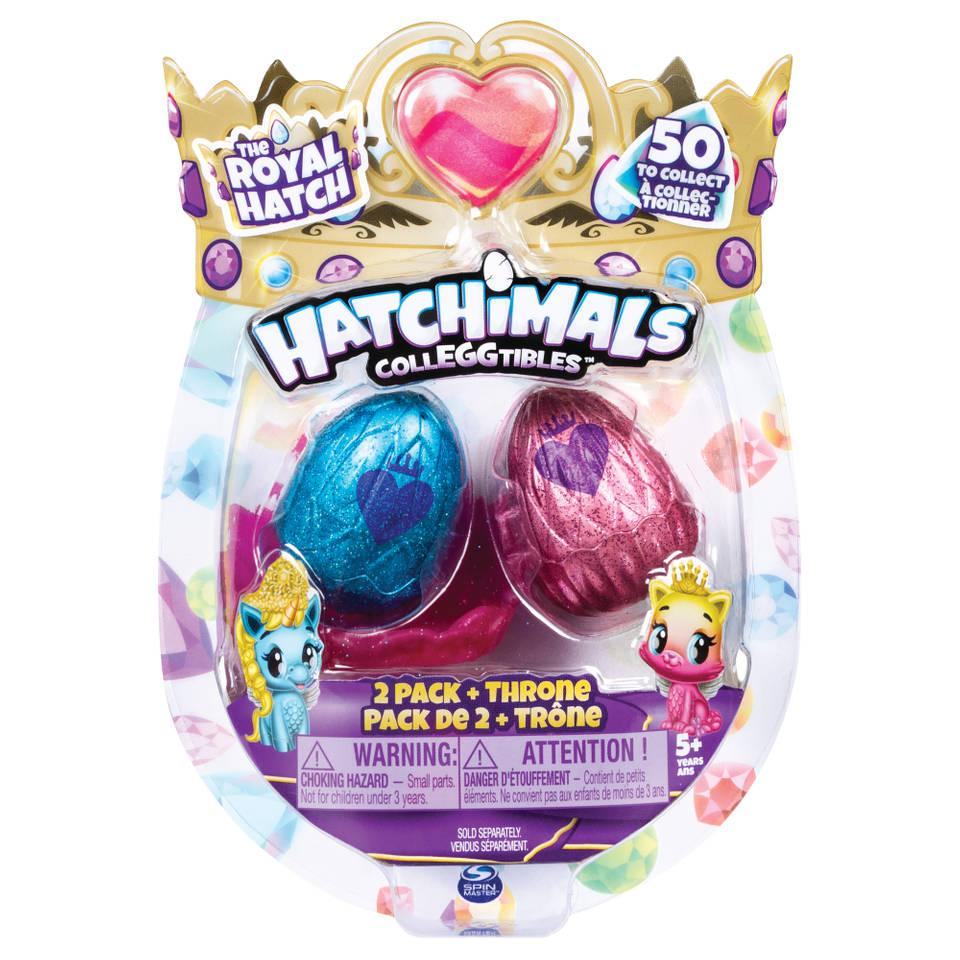 Hatchimals CollEGGtibles seizoen 6 figurenset 2-pack