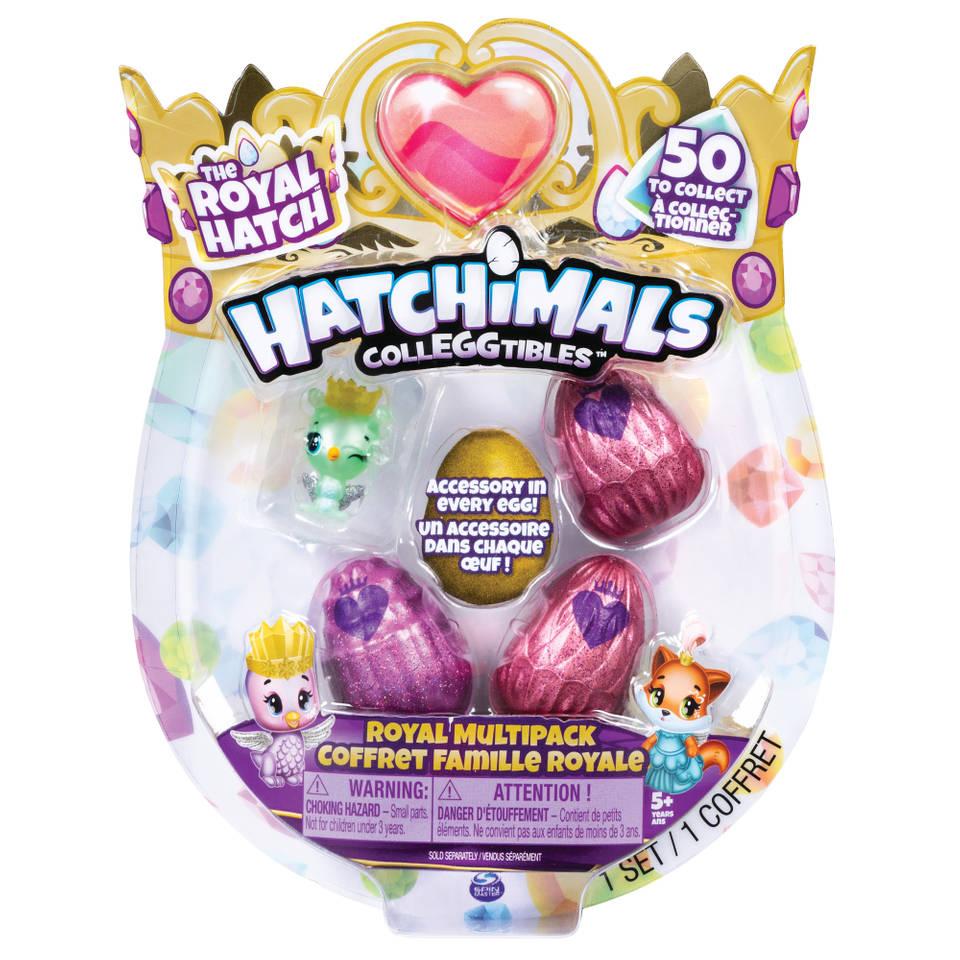 Hatchimals CollEGGtibles seizoen 6 figurenset 4-pack