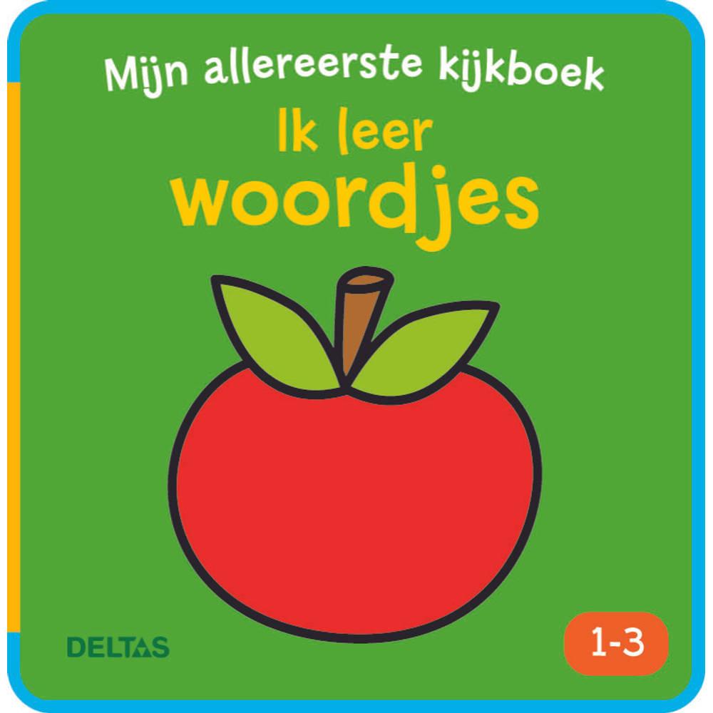 Mijn allereerste kijkboek Ik leer woordjes