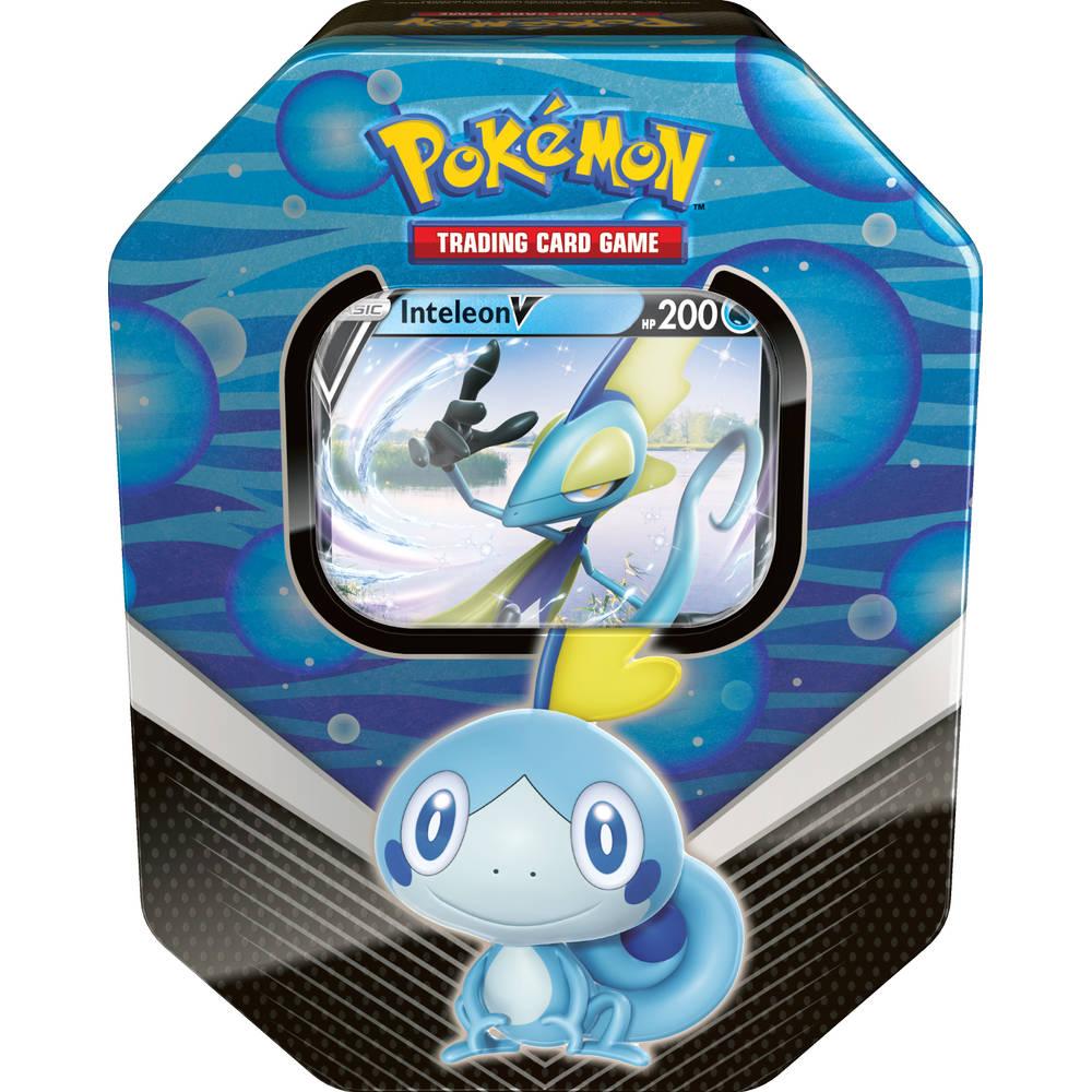 Pokémon TCG Sword & Shield Galar V verzamelblik Inteleon