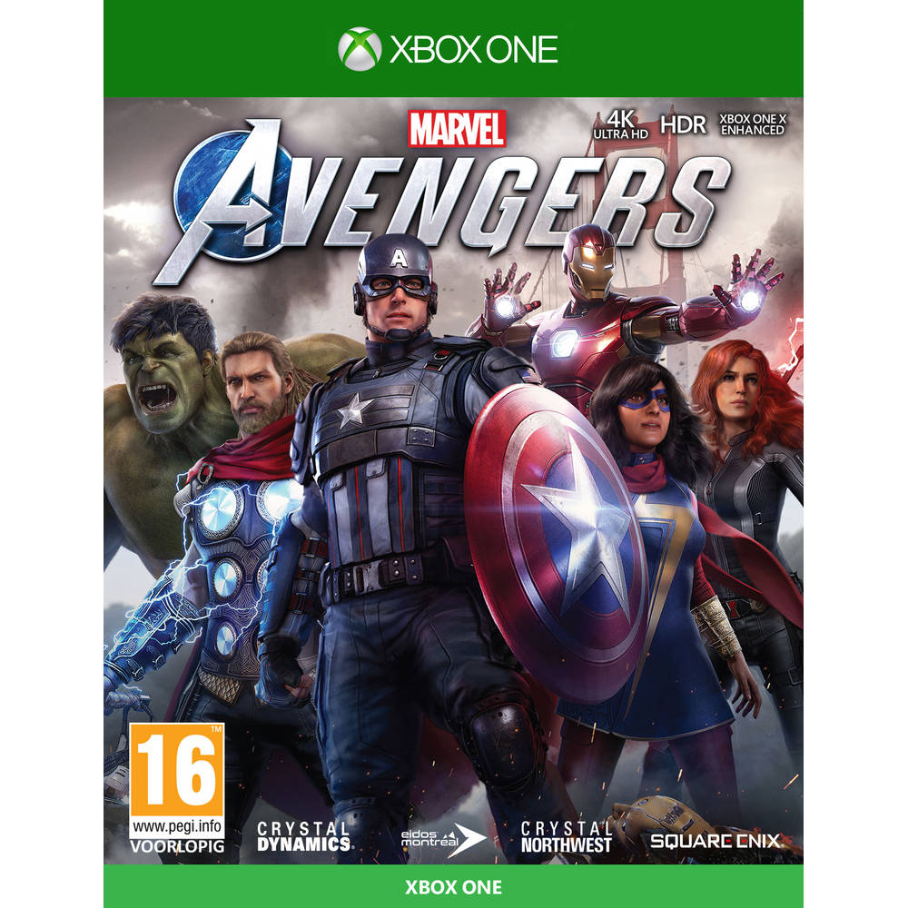 Xbox One Marvel's Avengers