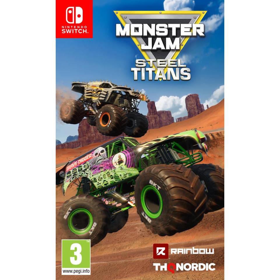 Nintendo Switch Monster Jam: Steel Titans