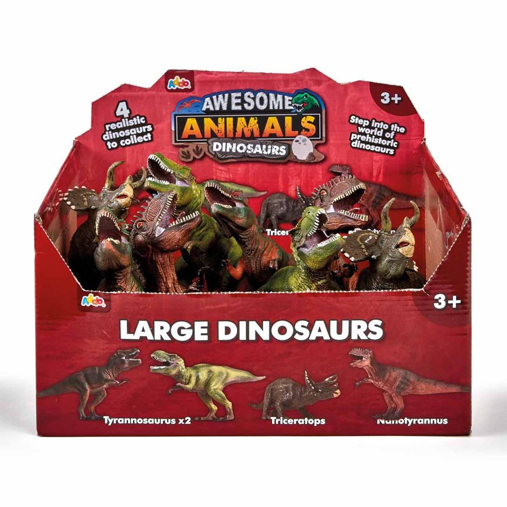 Awesome Animals dinosaurusfiguren