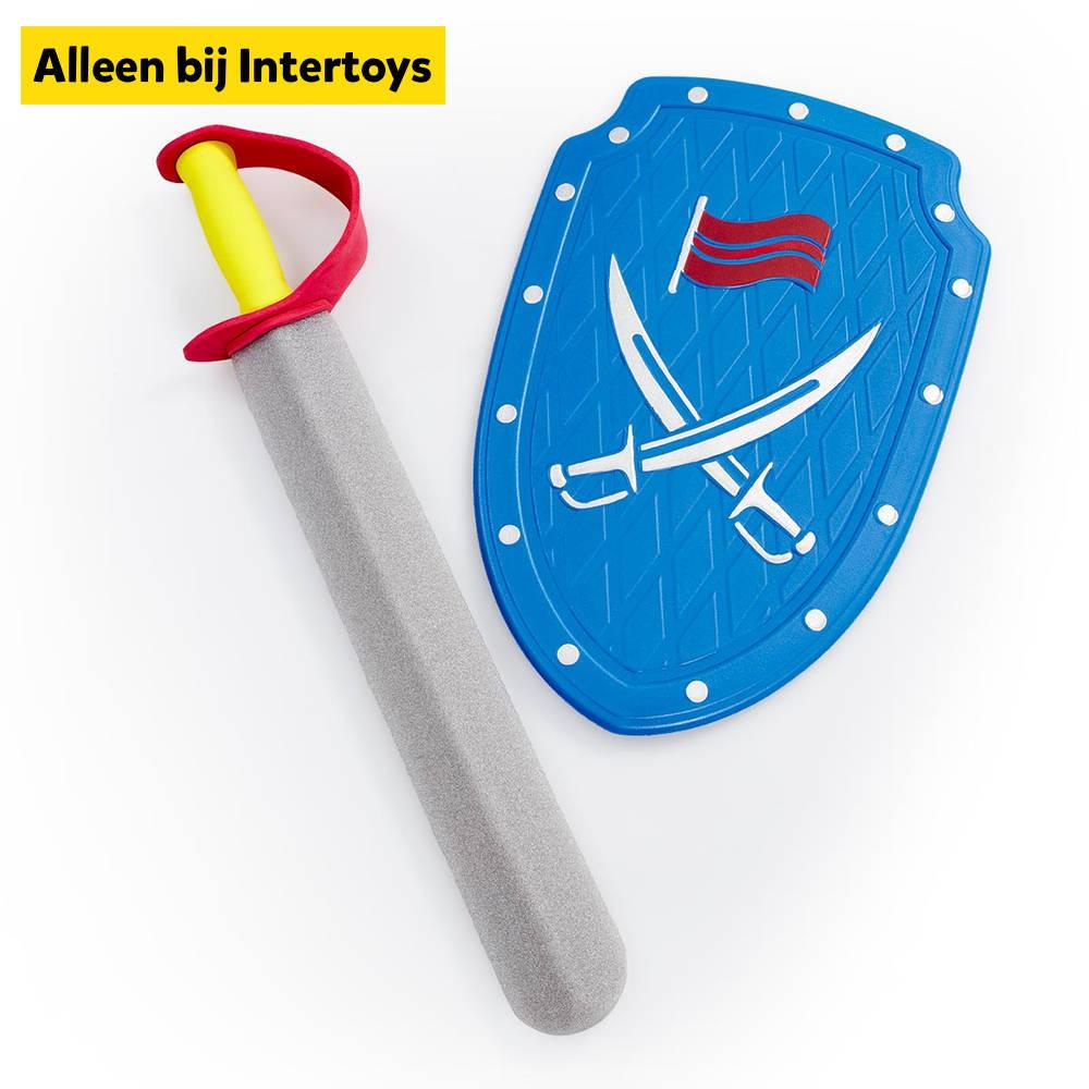Out and About schuimschild en zwaard set