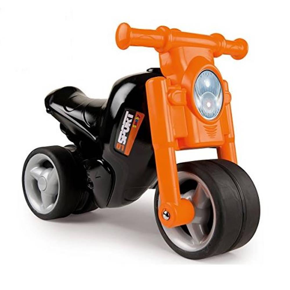 Smoby moto ride-on loopmotor - oranje/zwart