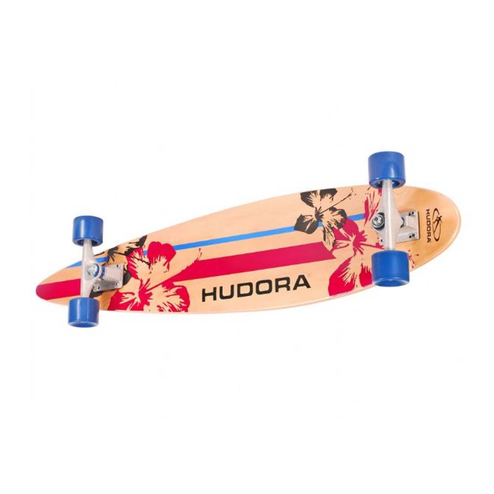 Hudora longboard ABEC 7 - 102 cm