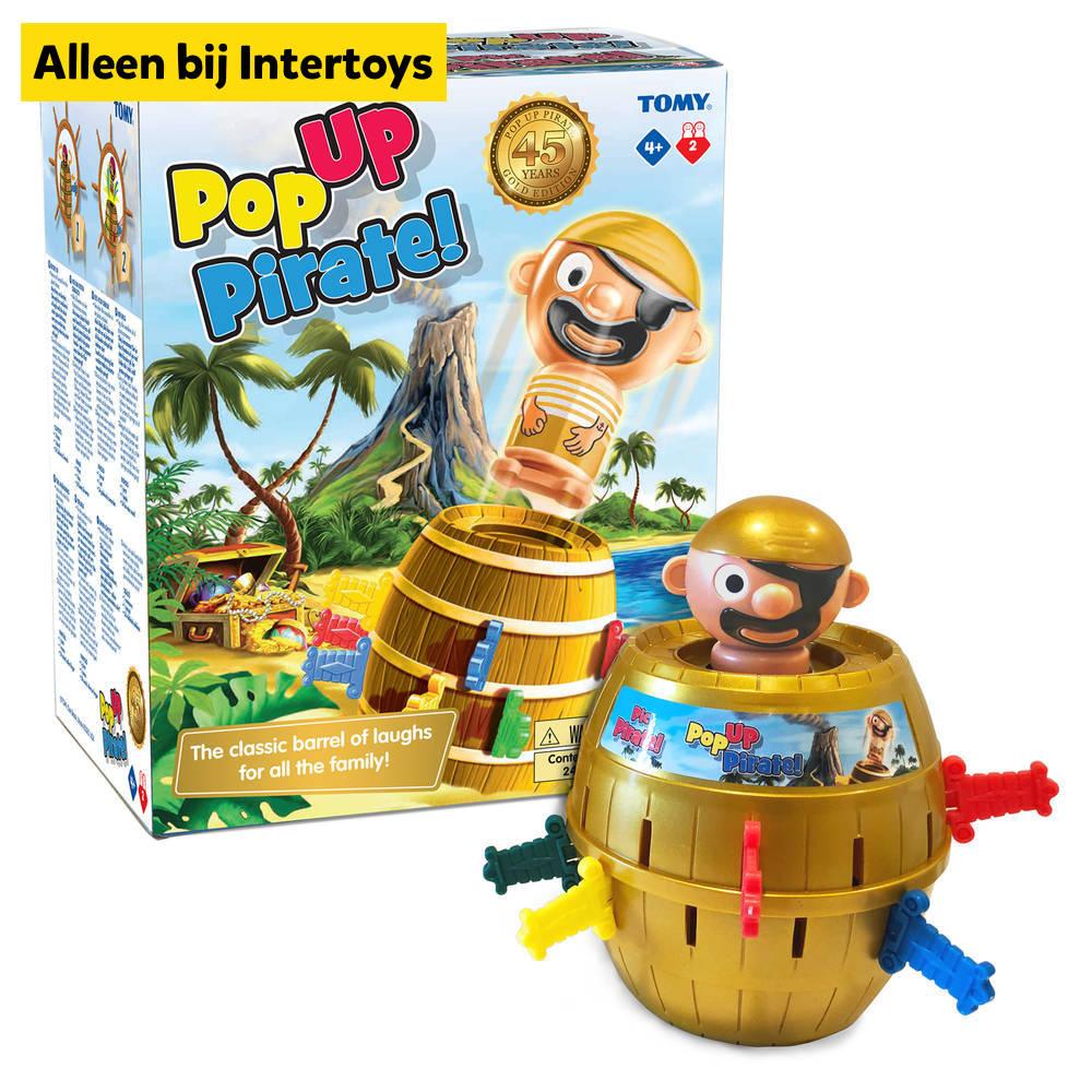 Pop Up piraat gouden editie