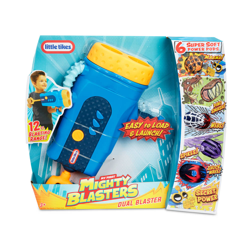 Little Tikes My First Mighty Blasters dubbele blaster