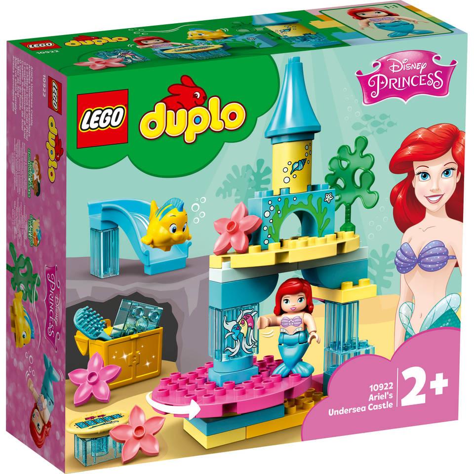 LEGO DUPLO Ariël's Onderzeese kasteel 10922