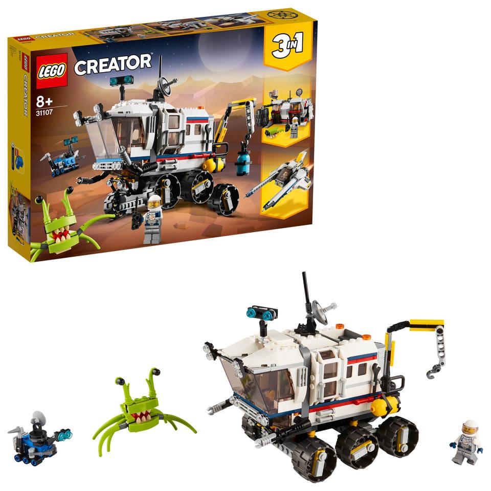 LEGO Creator ruimte rover verkenner 31107