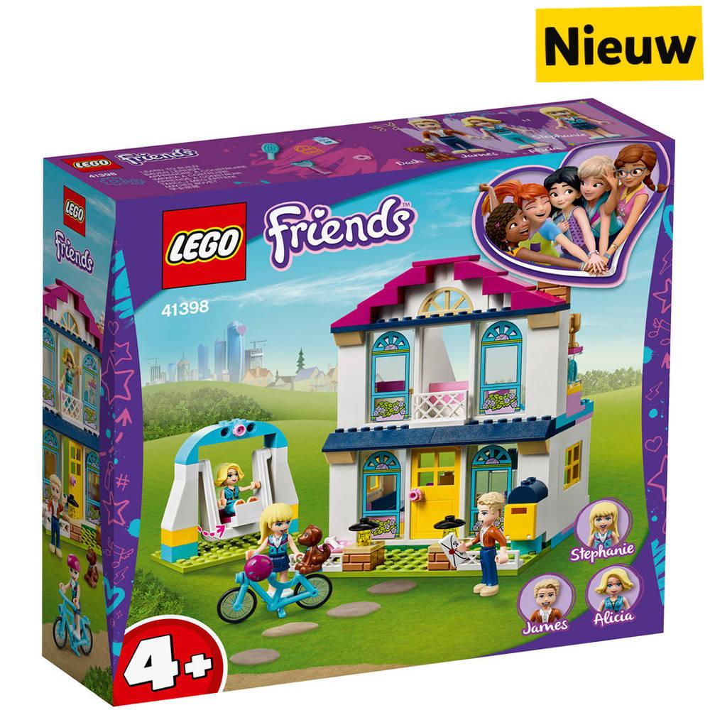 LEGO Friends Stephanie's huis 41398