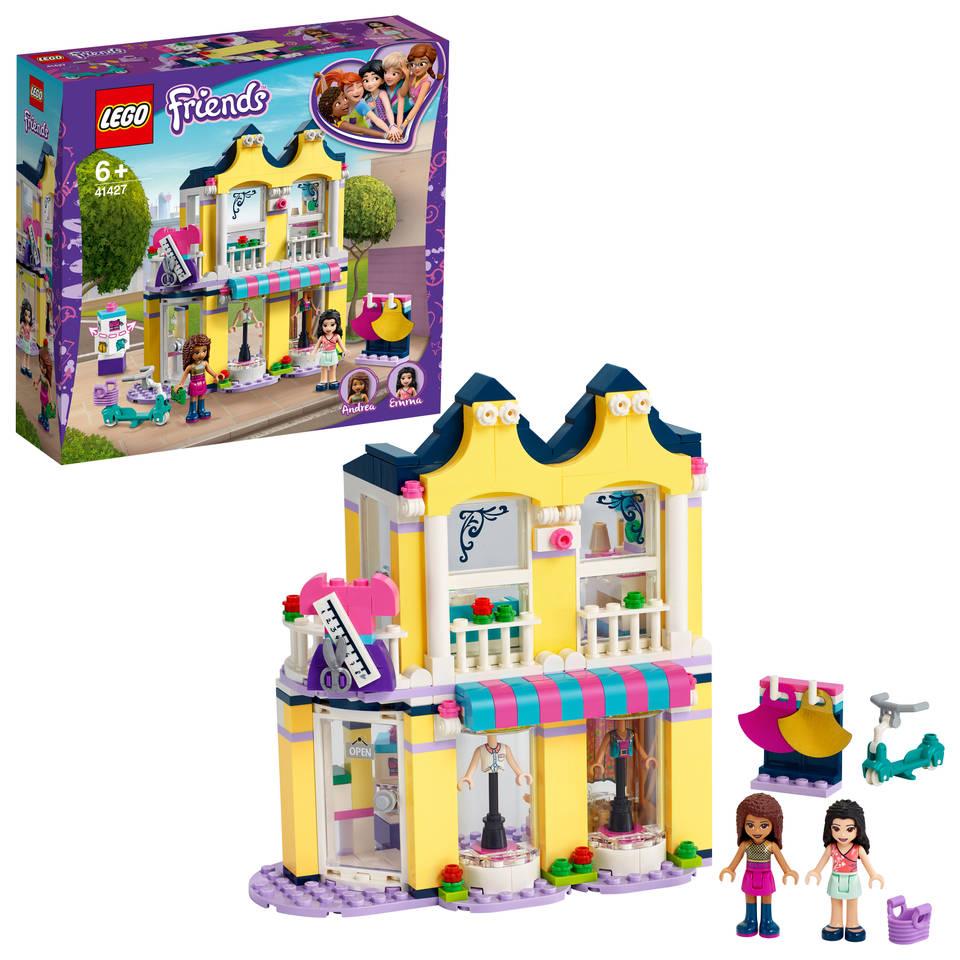 LEGO Friends Emma's modewinkel 41427