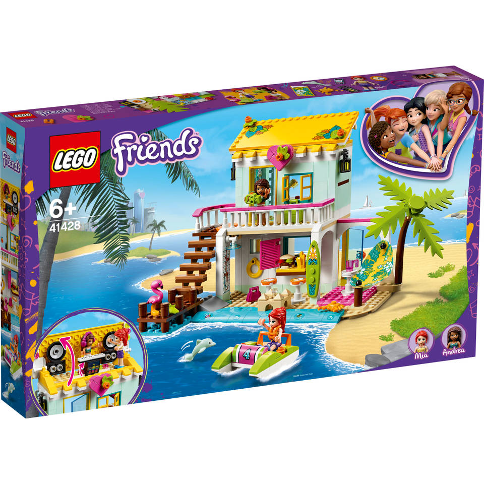 LEGO Friends strandhuis 41428