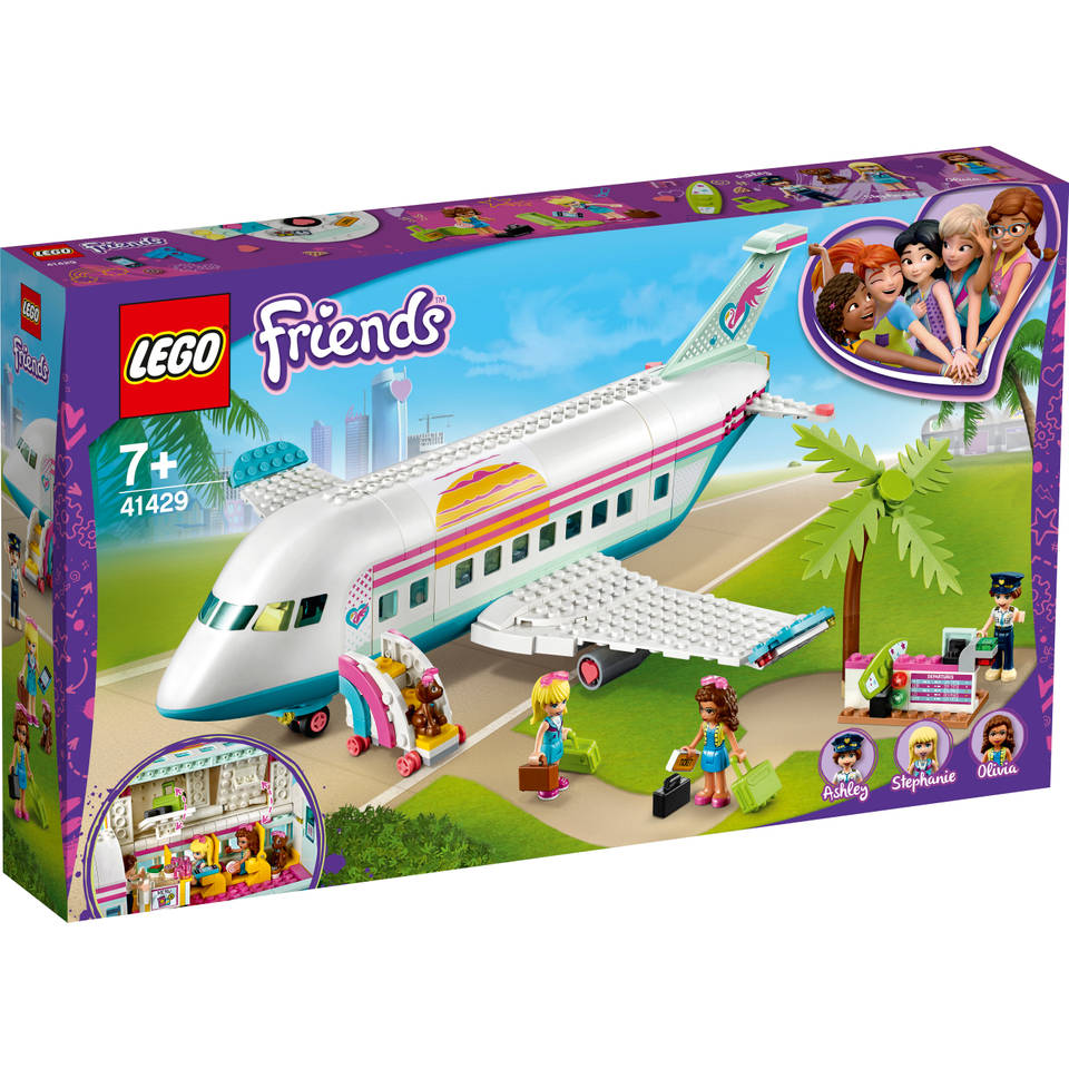 LEGO Friends Heartlake City vliegtuig 41429
