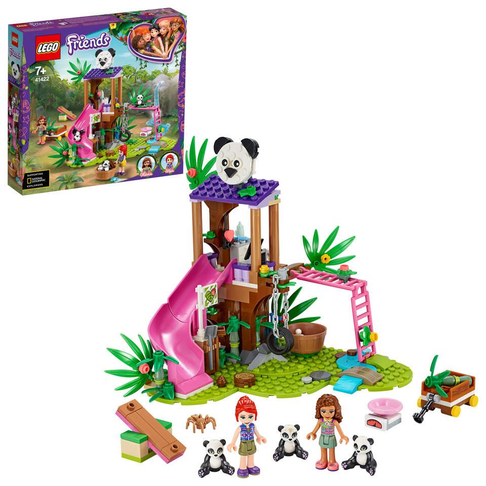 LEGO Friends panda jungle boomhut 41422
