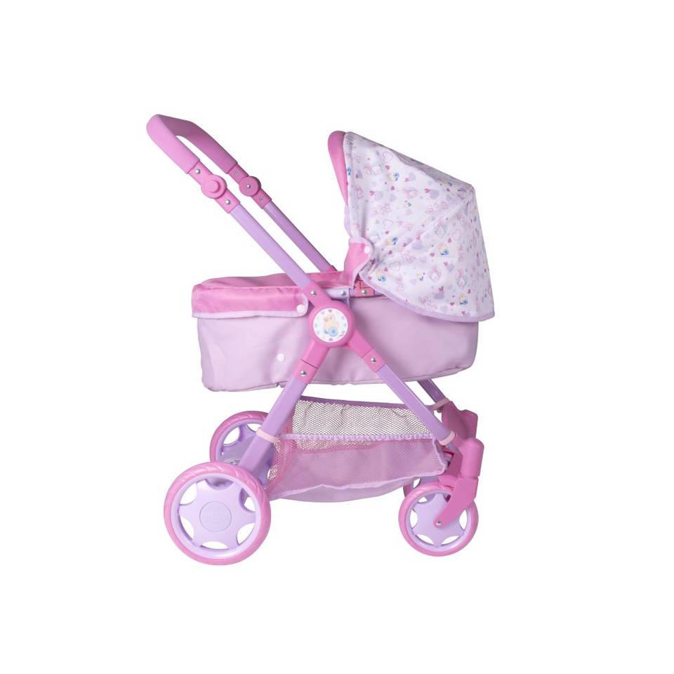 BABY born Evolve 7-in-1 poppenwagen