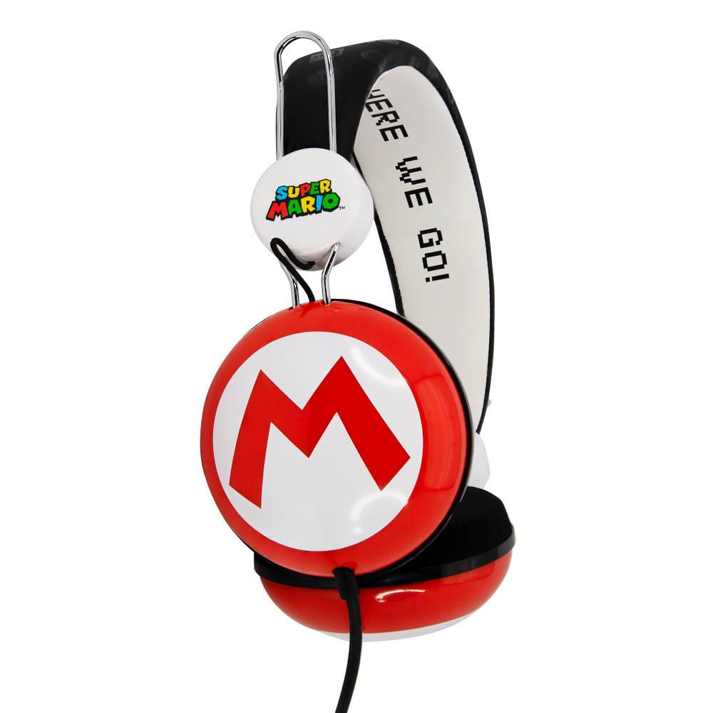 Super Mario koptelefoon