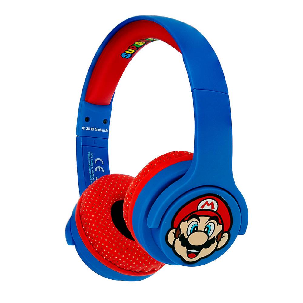 Super Mario Junior Bluetooth koptelefoon