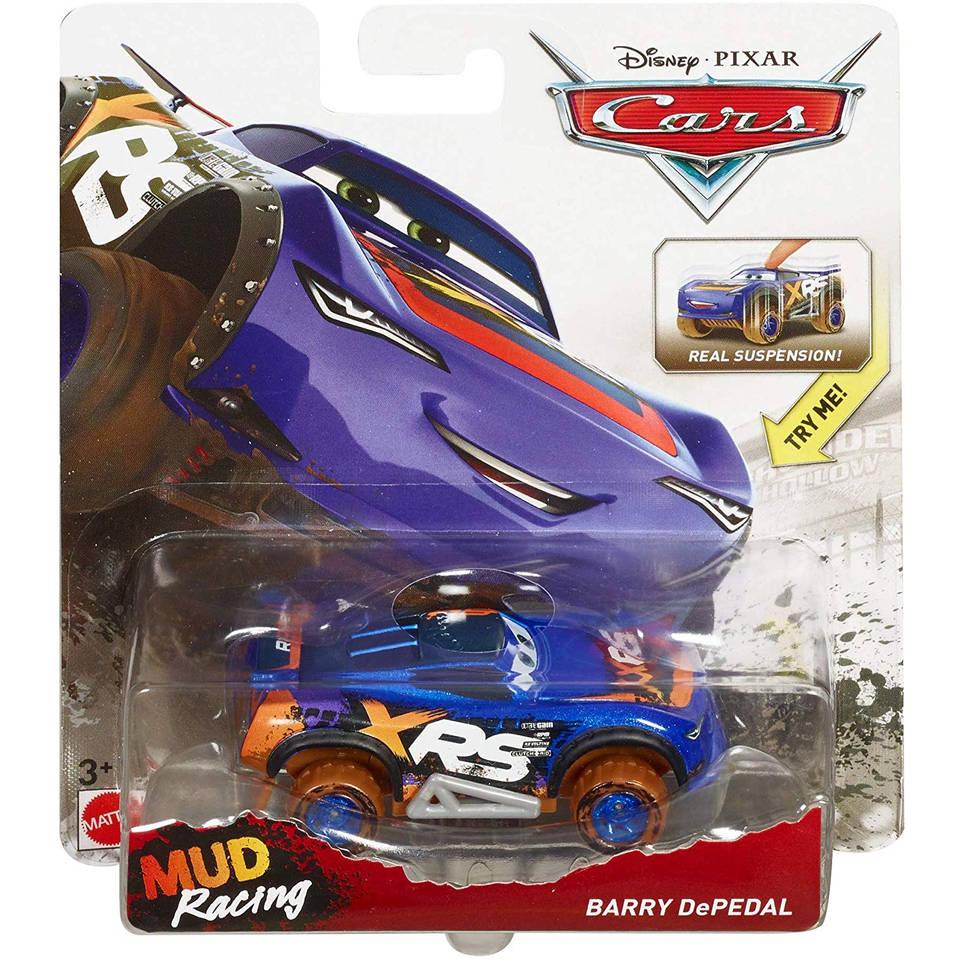 Disney Cars XRS Barry DePedal