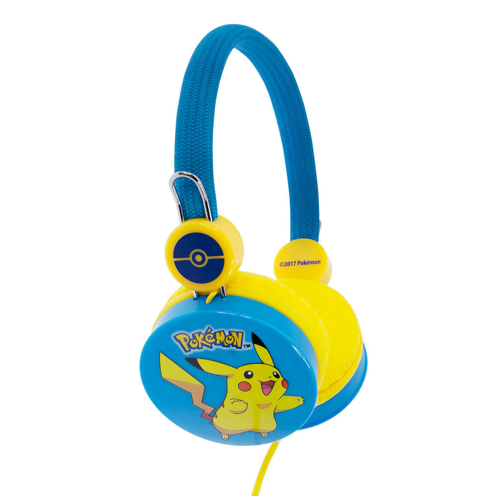 Pokémon Pikachu junior koptelefoon