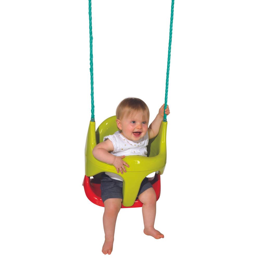 Babystoel voor schommel 2-in-1