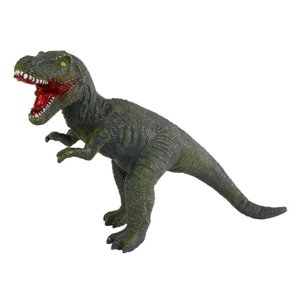 DinoWorld T-Rex dinosaurus met geluid - 57 cm