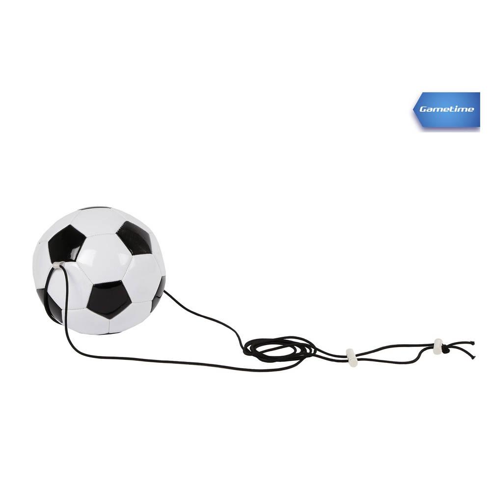 Gametime Return voetbal aan elastiek - 19 cm