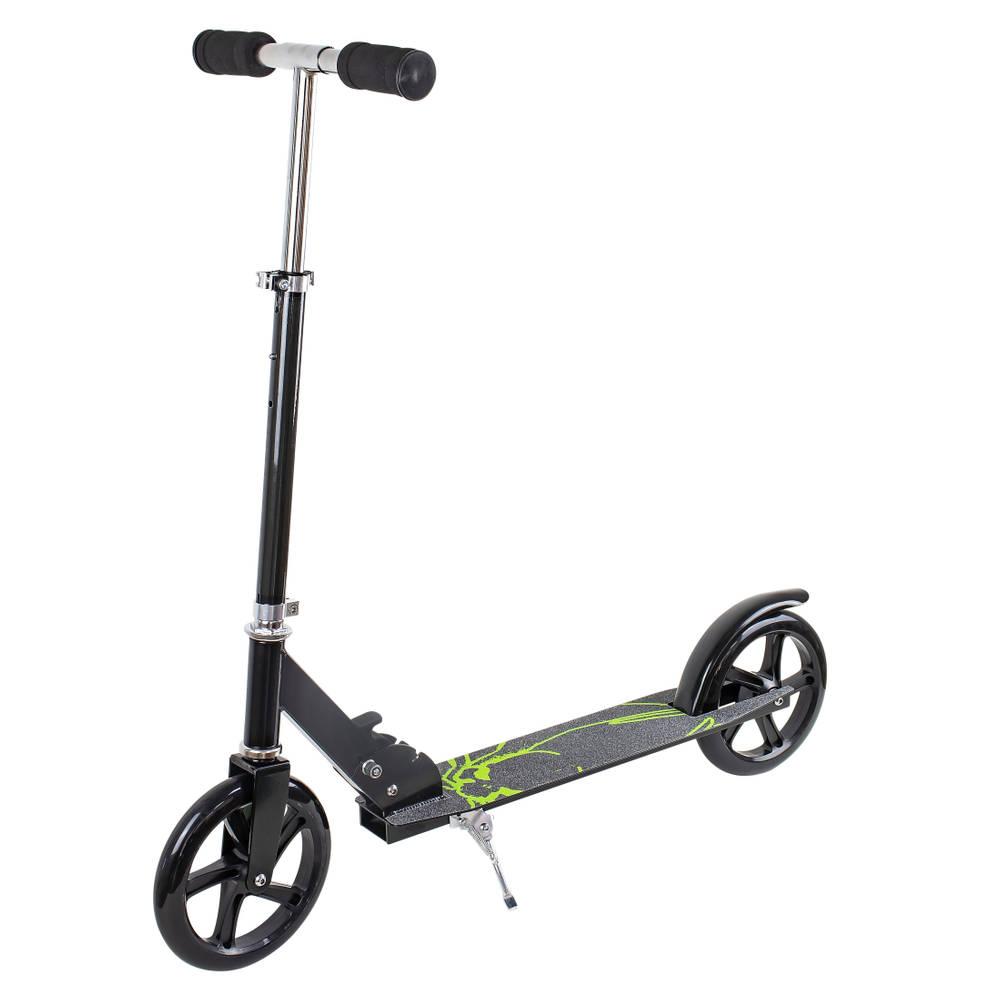 Playfun scooter - zwart