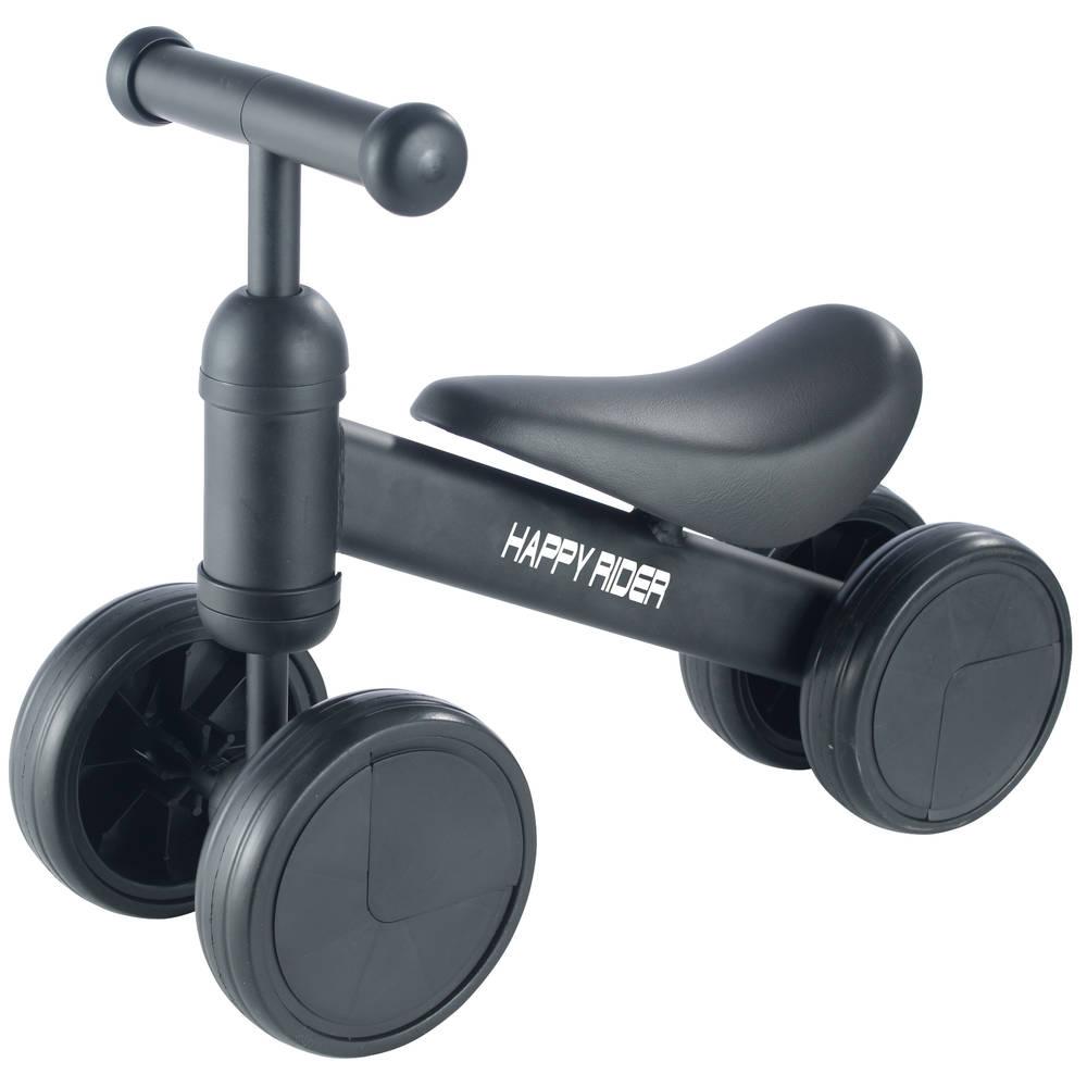 Playfun loopfiets - zwart