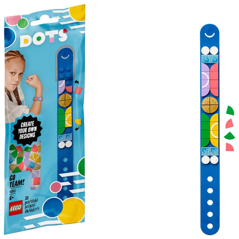 LEGO DOTS Go Team! armband 41911