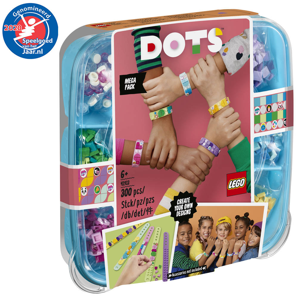 LEGO DOTS BFF armbandenset 41913