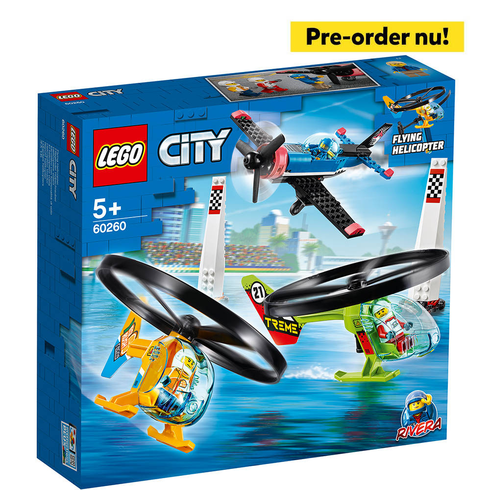 LEGO City luchtrace 60260
