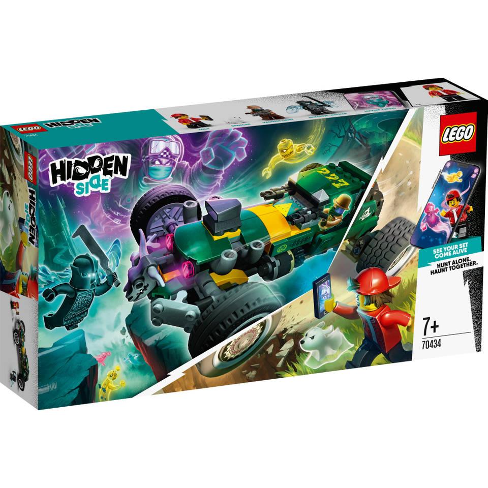 LEGO Hidden Side bovennatuurlijke racewagen 70434