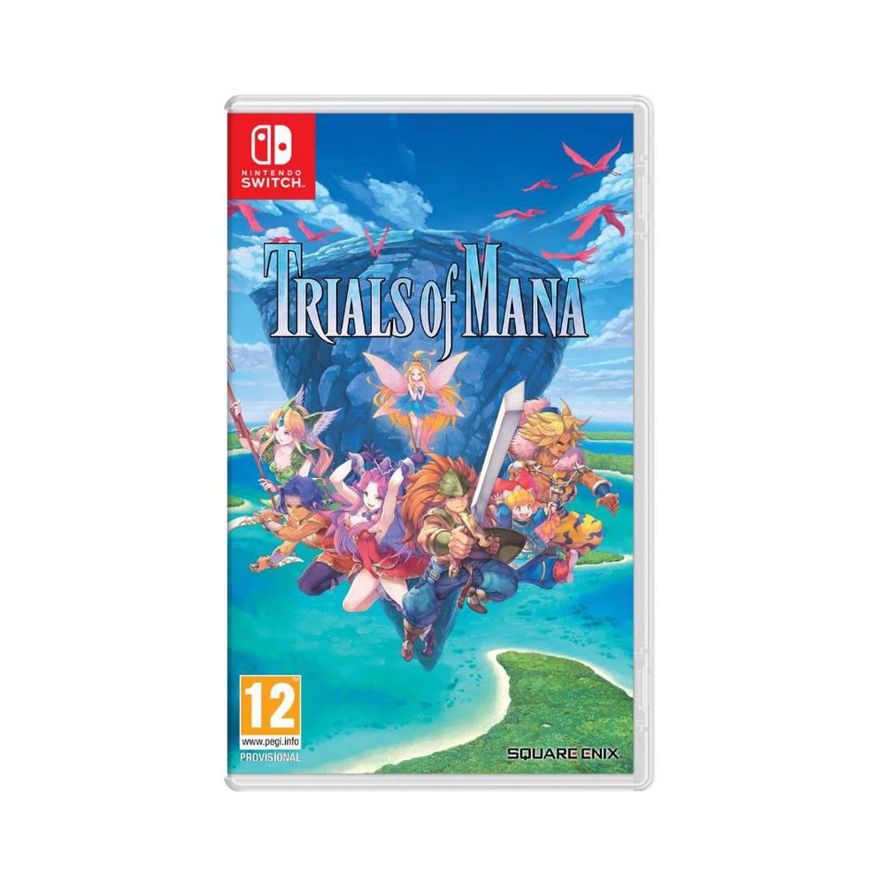 Nintendo Switch Trials of Mana