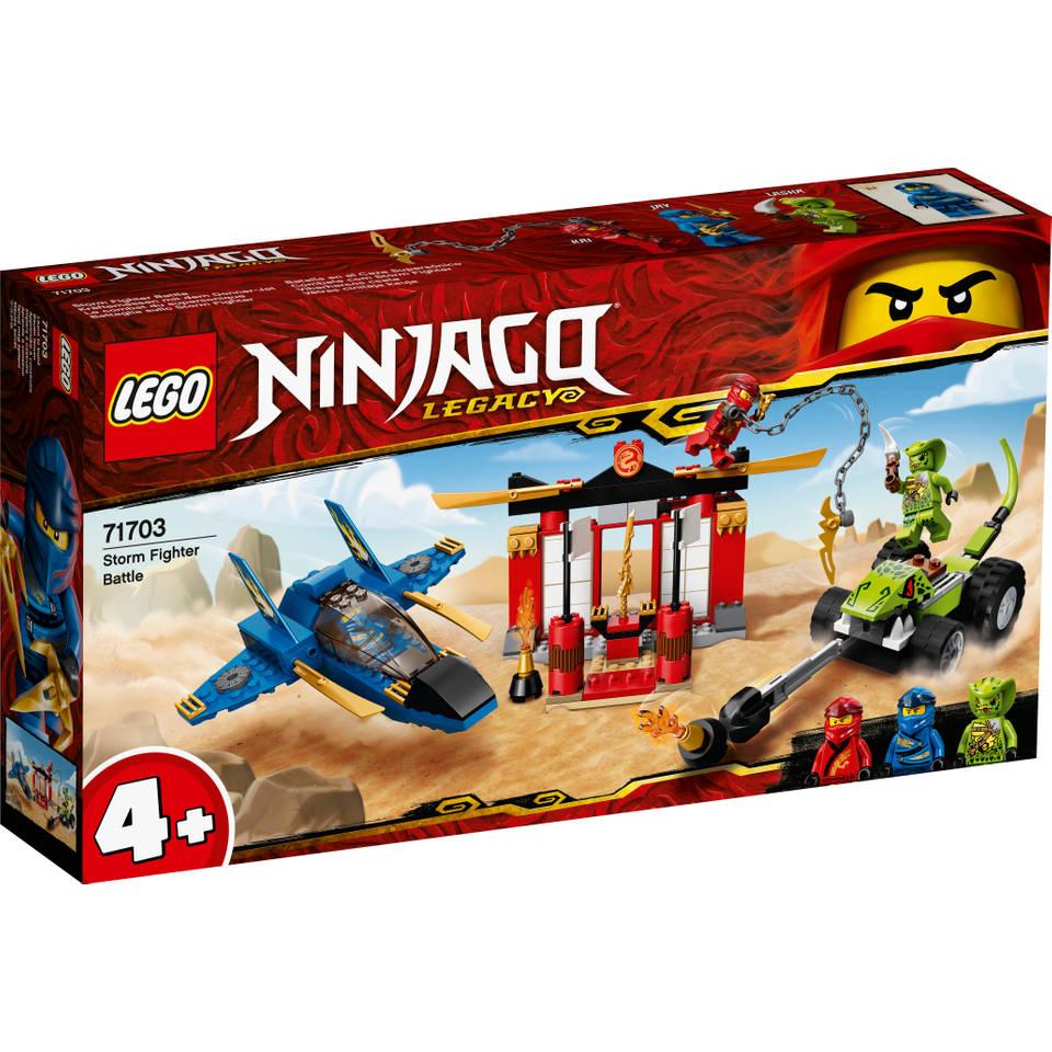 LEGO Ninjago Storm Fighter gevecht 71703