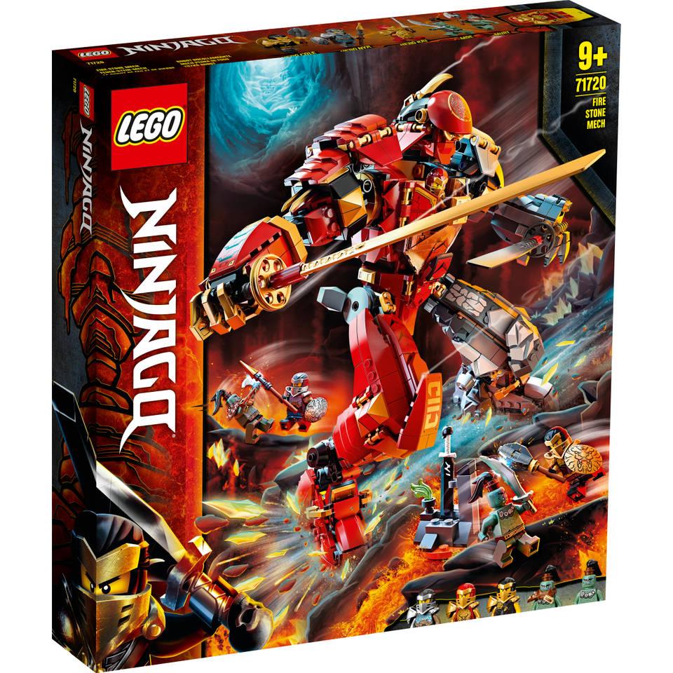 LEGO Ninjago Vuursteen robot 71720