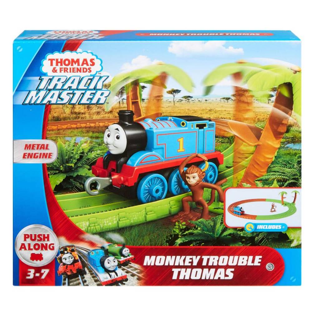 Thomas & Friends TrackMaster apenstreken speelset