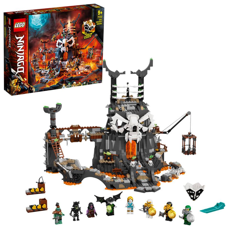 LEGO Ninjago Skull Sorcerers kerkers 71722