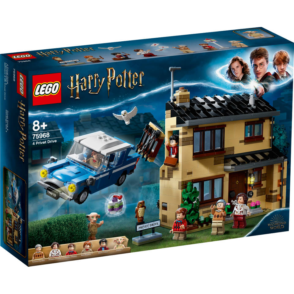 LEGO Harry Potter Ligusterlaan 4 75968