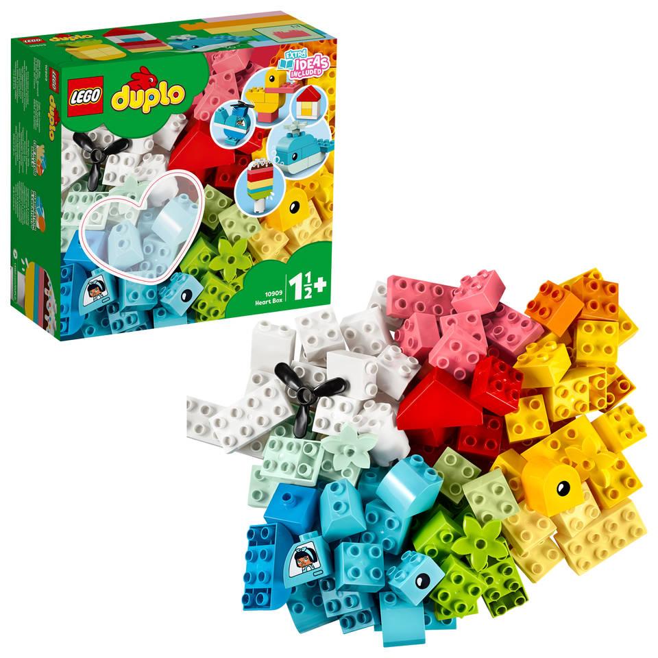 LEGO DUPLO hartvormige doos 10909