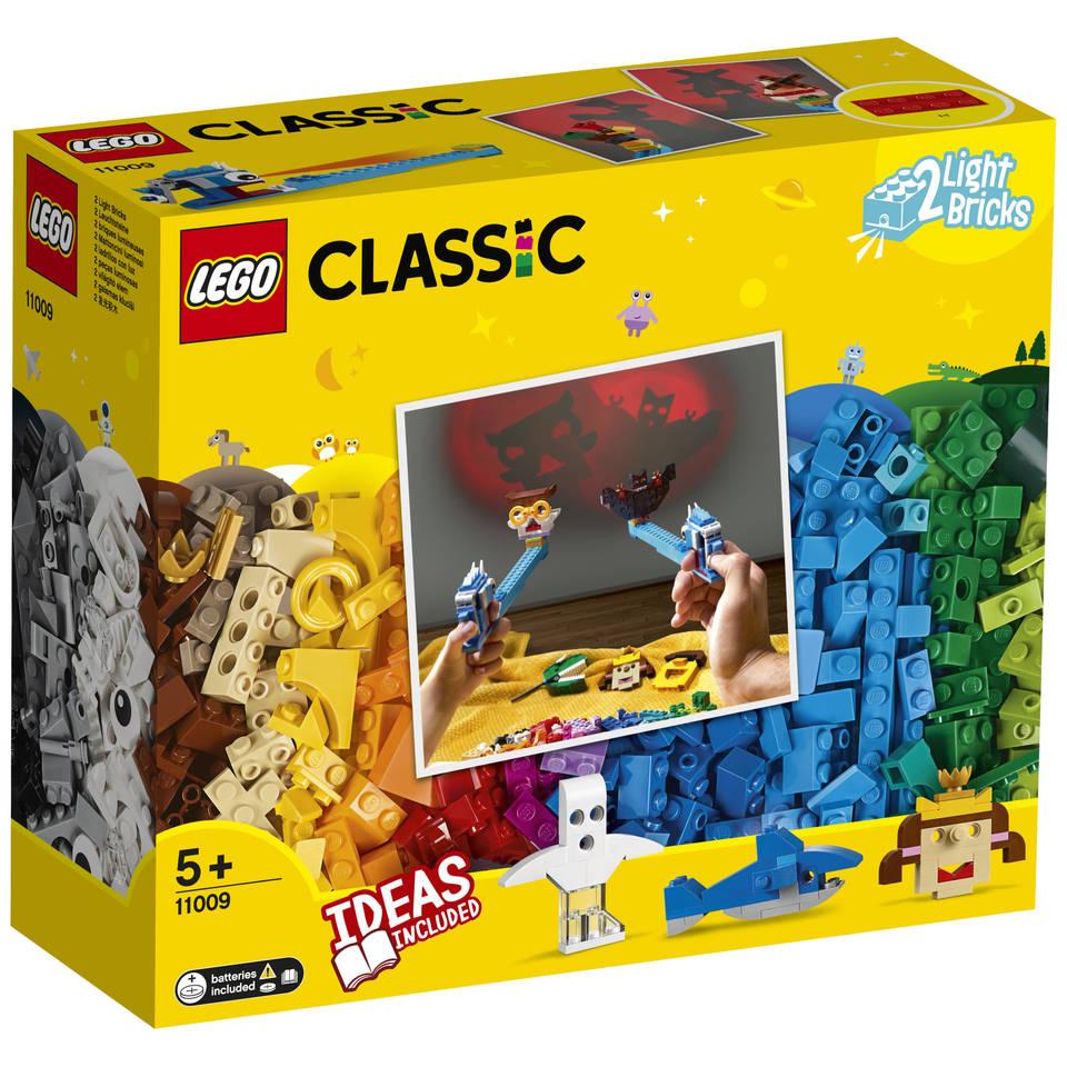 LEGO Classic stenen en lichten 11009