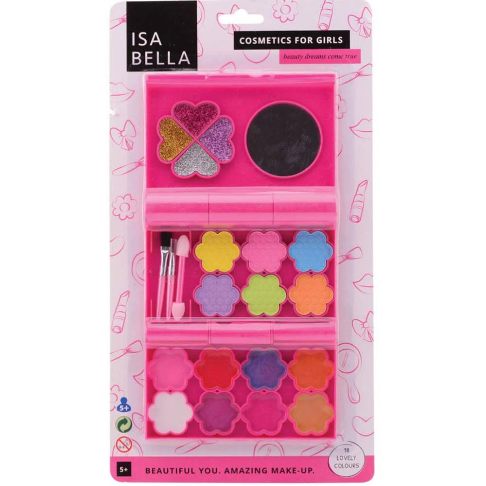 Isabella make-up doos op kaart