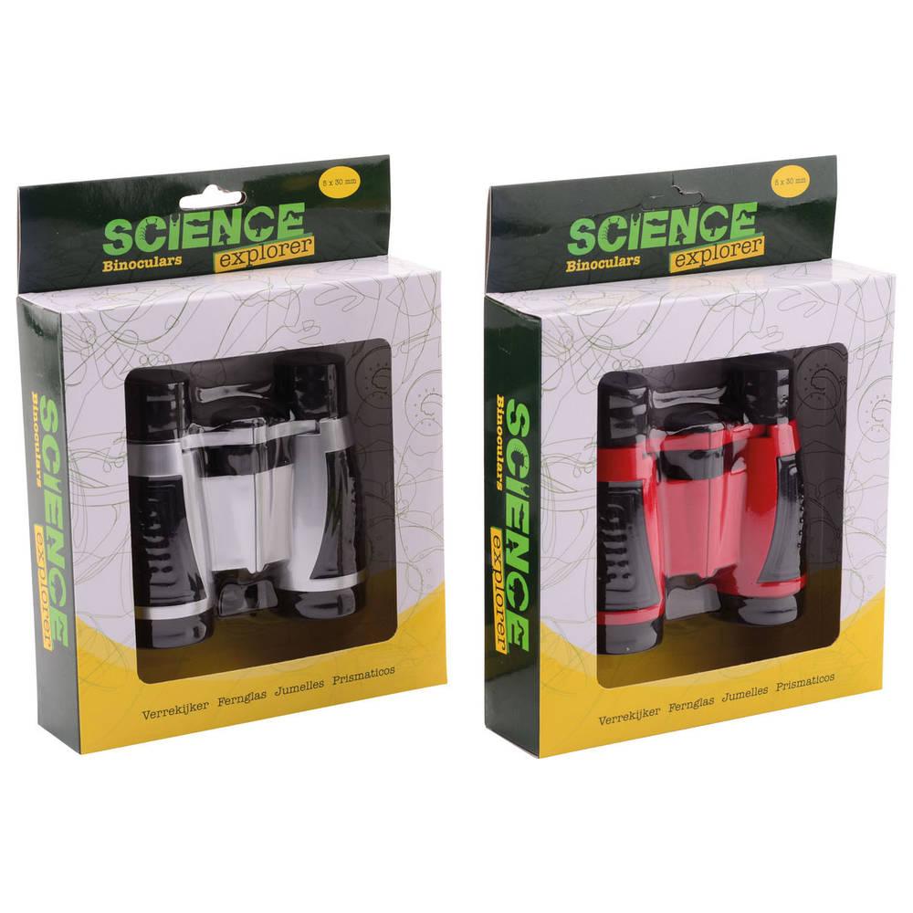 Science Explorer verrekijker in opentouch doos