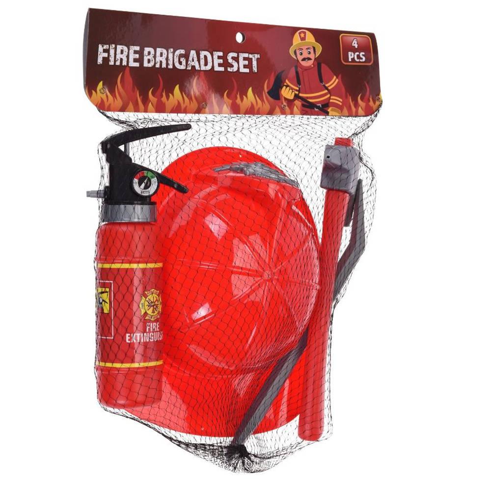 Brandweerset 4-delig
