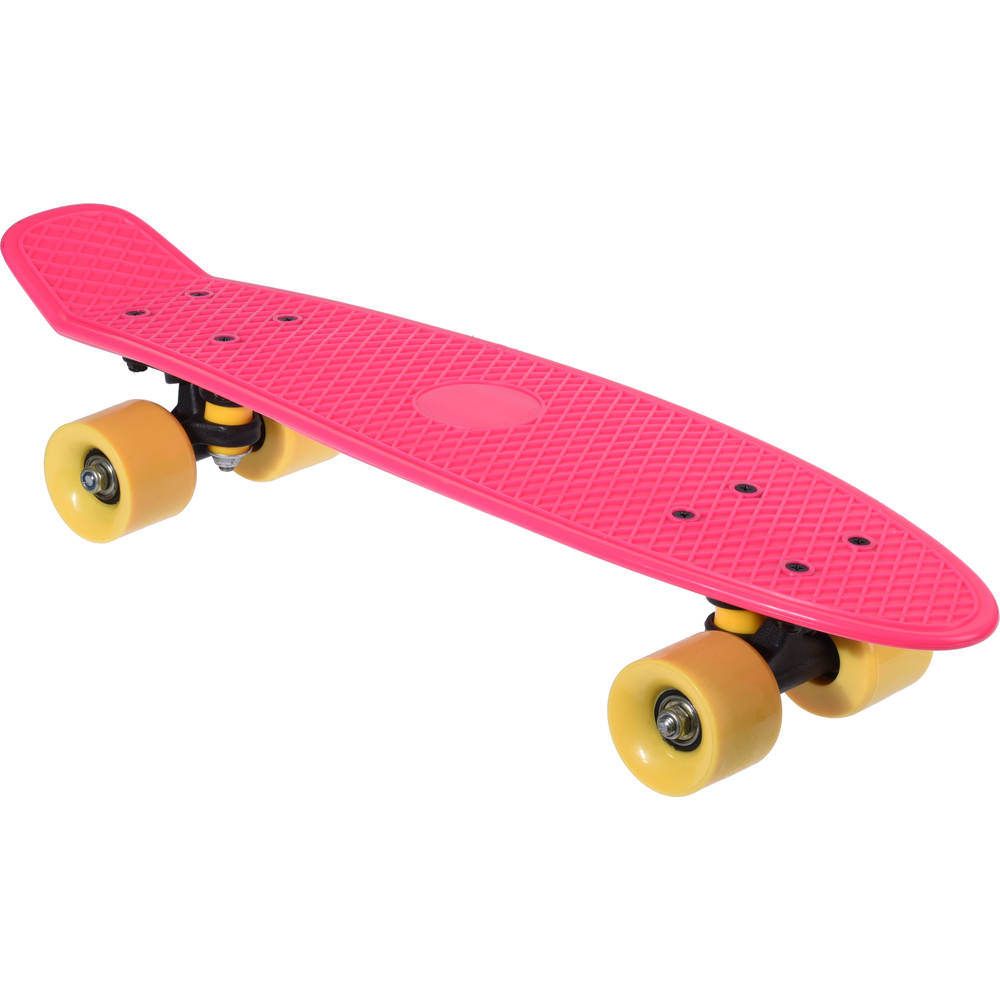 Skateboard - 58 cm - roze